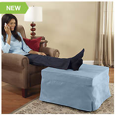 Ottoman Bed Cover