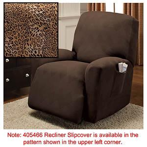 Jersey Recliner Slipcover
