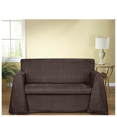 Matrix Loveseat Throw