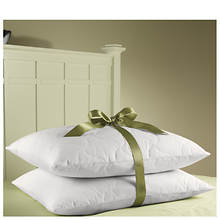 Feather and Down Pillow Standard Twin-Pack