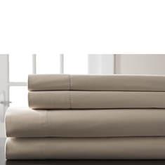 400-Thread Count Cotton Sheet Set