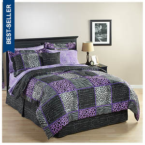 Exotic Reversible Bed-In-A-Bag