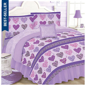 Dream Big Bed-In-A-Bag Set