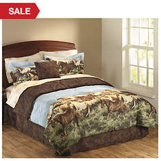 Nature's Royalty Bed-In-A-Bag Set
