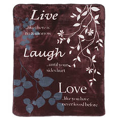 Inspirational Throws