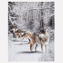 Faux Fur Appealing Animal Throws
