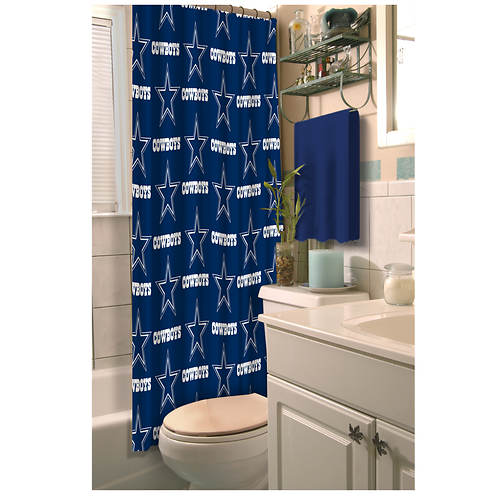 Nfl Shower Curtain 72 Quot X 72 Quot By The Northwest Company