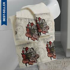 3-Piece Towel Set