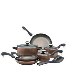 Paula Deen® 11 Piece Dishwasher Safe Cookware Set