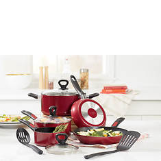 Mirro 10-piece GetAGrip Cookware Set