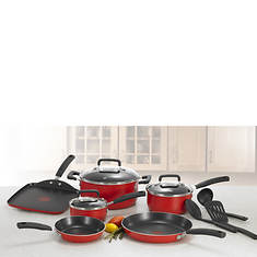 T-Fal® 12-piece Expert Non-Stick Cookware Set