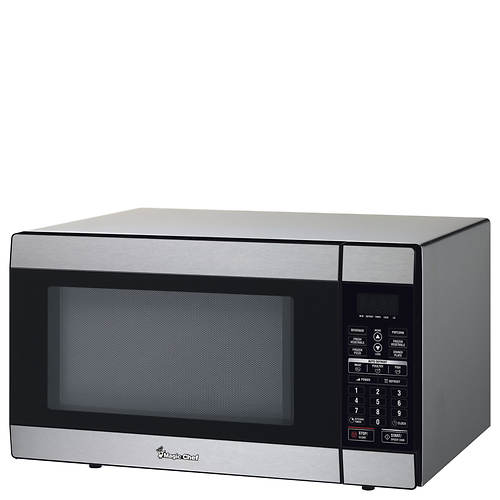 Magic Chef Microwave Oven ~ Magic chef cu ft microwave oven stoneberry