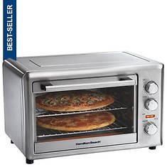 Hamilton Beach Countertop Convection/Rotisserie/Bake/Broil Oven