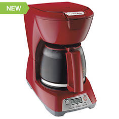 Proctor Silex Programmable 12-Cup Coffee Maker