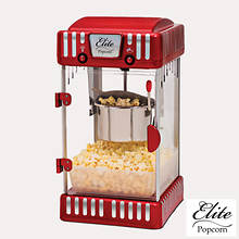 Elite Kettle Popcorn Maker