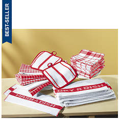 30-Piece Dish Towel Set