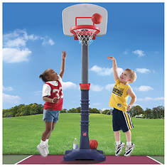 Step 2® Shootin' Hoops Pro Basketball Set