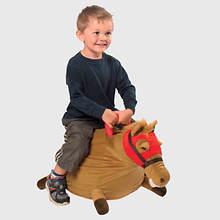 Dual Racing Horse Hopper Balls