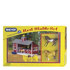 Breyer Red Stable Set