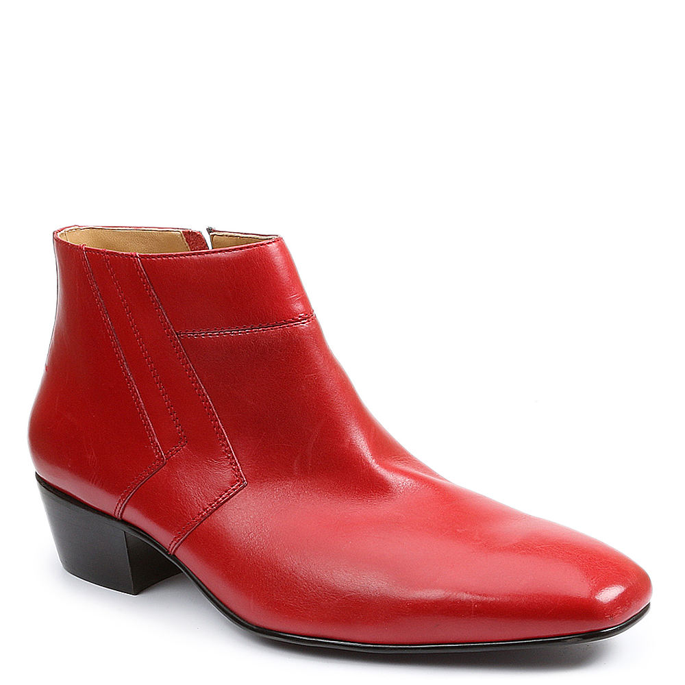Mens Vintage Style Shoes| Retro Classic Shoes Giorgio Brutini Blackjack Mens Red Boot 7.5 M $84.95 AT vintagedancer.com