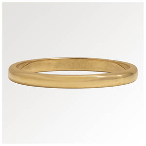 10K Gold 2mm Band