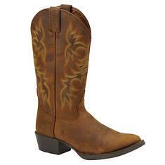 Justin Boots Stampede Western Round Toe (Men's)