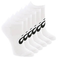 Asics Unisex 6-Pack Invasion No Show Socks