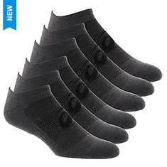 Asics Unisex 6-Pack Invasion No Show Socks