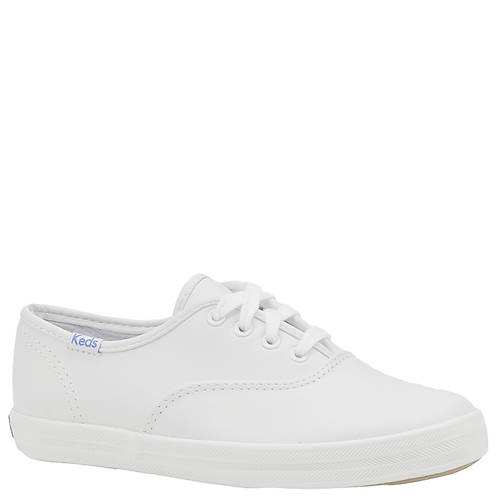 589b8f271189f7 Keds Original Champion CVO Leather (Girls  Toddler-Youth)