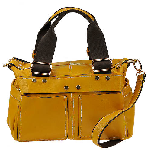 Twins Double Handle Satchel