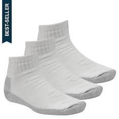 Wigwam At Work Quarter 3 Pack Quarter Socks