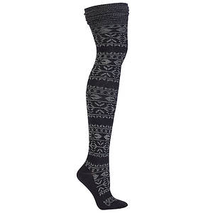 Sock It To Me Women's Alpine Knit Over the Knee Socks