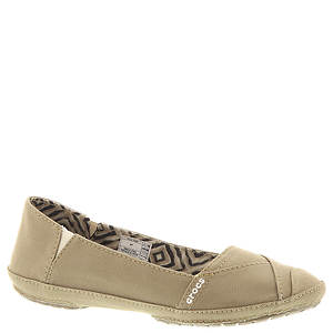 Crocs™ Angeline Flat (Women's)