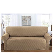 Checkerboard Stretch Slipcovers - Sofa