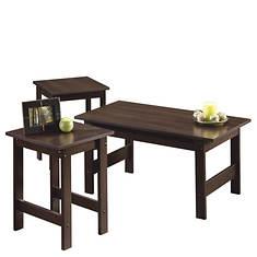 Sauder 3-Piece Table Set