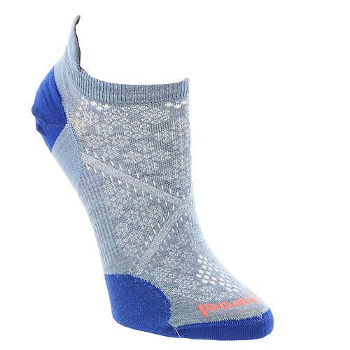 Smartwool Women's PhD Run Ultra Light Micro Low Socks