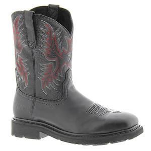 Ariat Sierra Wide Square Toe Steel Toe (Men's)
