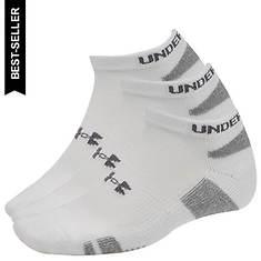 Under Armour Heatgear(R) No Show Socks 3 pk (men's)