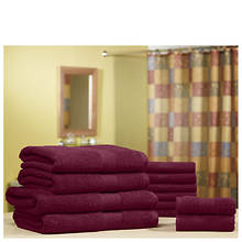 12-Piece Jumbo Towel Set