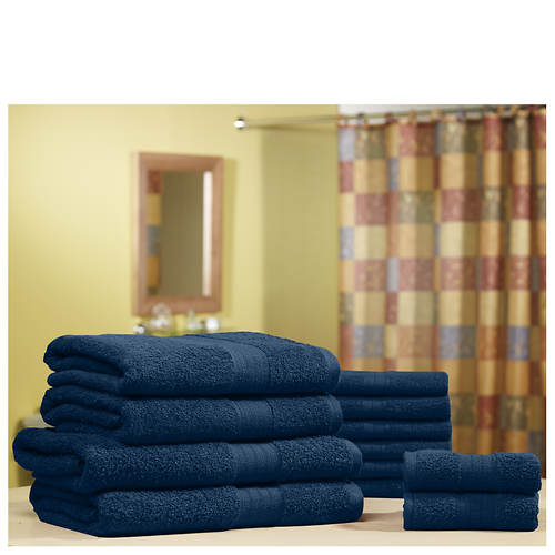 12-Piece Jumbo Towel Set