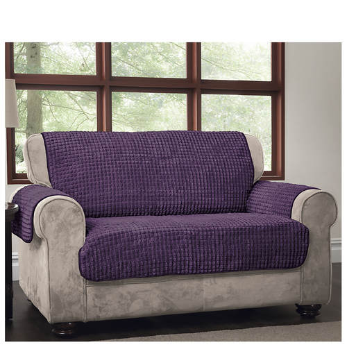 Puff Furniture Loveseat Protector