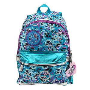 Skechers Girls' Peace Shuffle Up Backpack