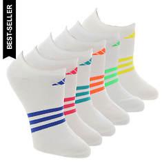 Adidas Women's Superlite 6-Pk No Show Socks