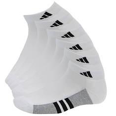 adidas Boys' Graphic 6-Pack Low Cut Socks