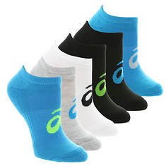 Asics Invasion No Show™ 6-Pack Socks
