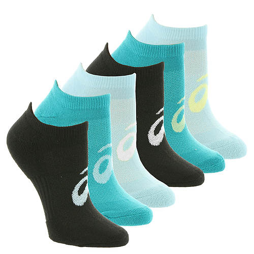 Asics Invasion No Show™ 6-Pack Socks