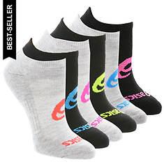 Asics Invasion No Show(TM) 6-Pack Socks