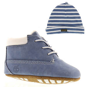 Timberland Crib Bootie with Hat (Boys' Infant)