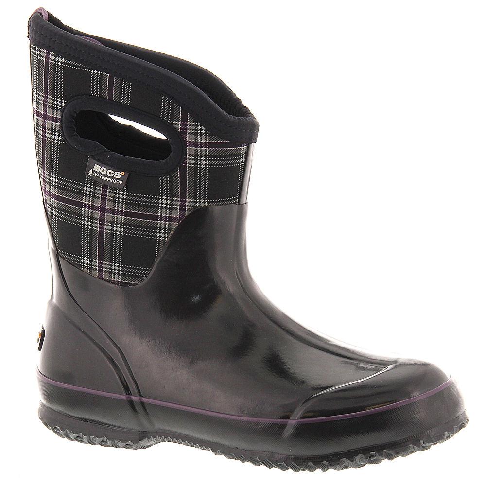 BOGS Classic Winter Plaid Mid Women's Boot | eBay