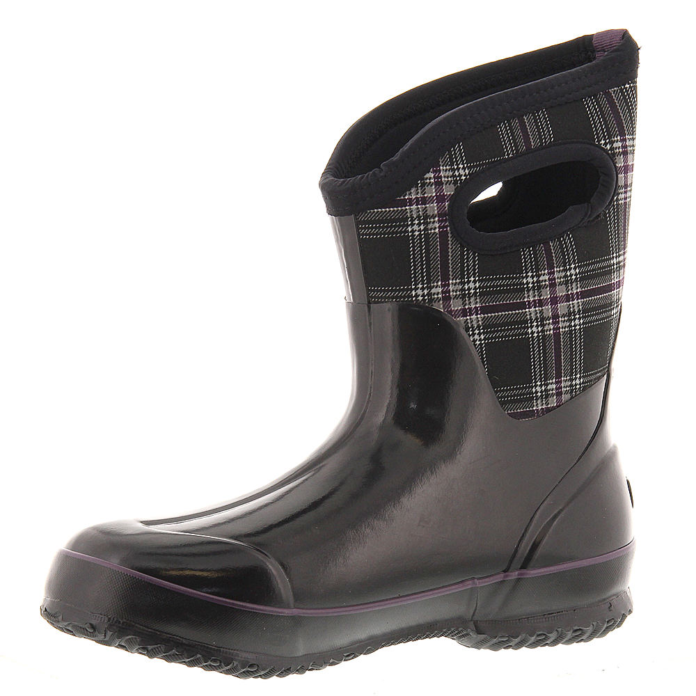 BOGS Classic Winter Plaid Mid Women's Boot | eBay